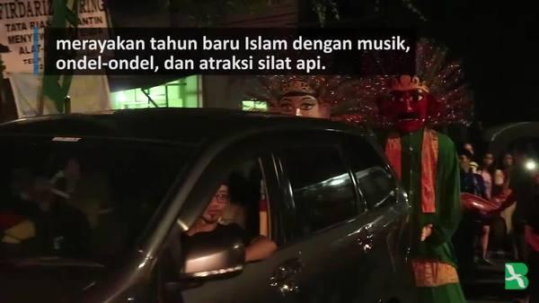 Budaya Betawi Mekar di Jalan-jalan Jakarta