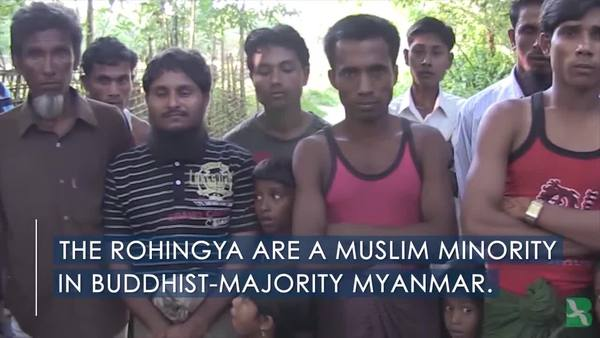 The Rohingya: Who They Are and What's Happening to Them