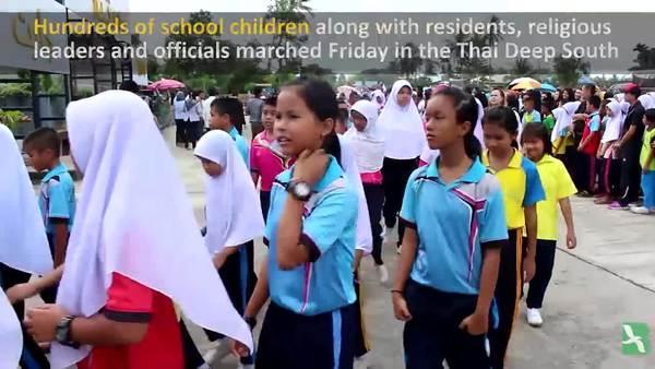 Thai Deep South: Students Protest Schoolboy's Killing