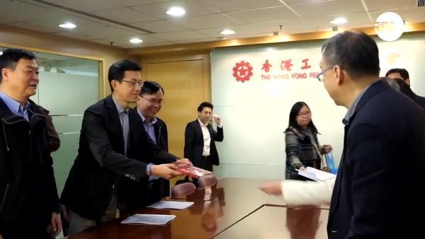 王光亚提特首条件  须准确客观反映港情况