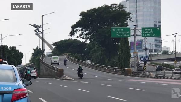 Jakarta Masuki 'New Normal' Pasca Pelonggaran PSBB