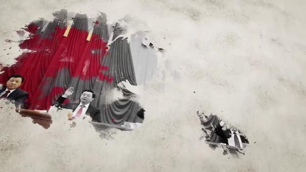 【中国与世界】勇武宗教国际游说 啓发抗逆战大串连