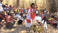 Cambodian Villagers Hold Prayer Ritual for Dam Compensation