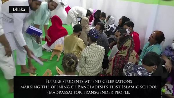 An Islamic School for Transgender Students Opens in Bangladesh