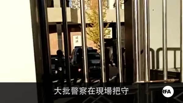 访民大闹河北法院 寻衅滋事案押后月底再审