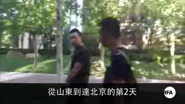 江天勇監居期滿被正式逮捕