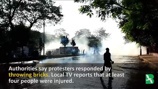Clashes Erupt at Anti-Coal Protest in Dhaka