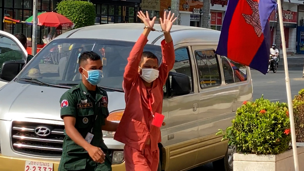 Cambodian Court Convicts Five Environmental Activists