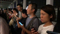 Scores Protest Stepped-Up Security in Hong Kong