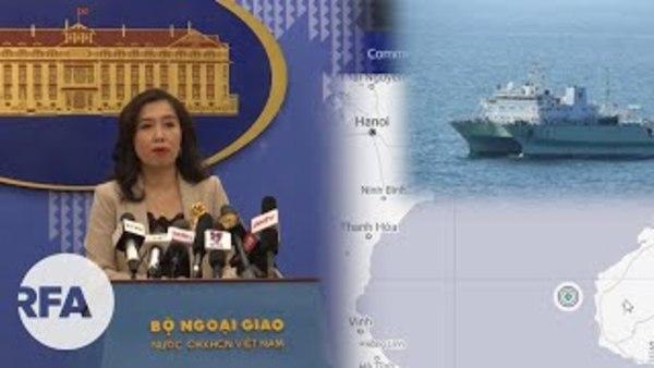 Xung đột biển Đông -Việt Nam đã phản ứng đủ cứng rắn?