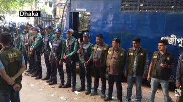 Bangladesh: Condemned Men Claim IS Allegiance After Terror Verdict
