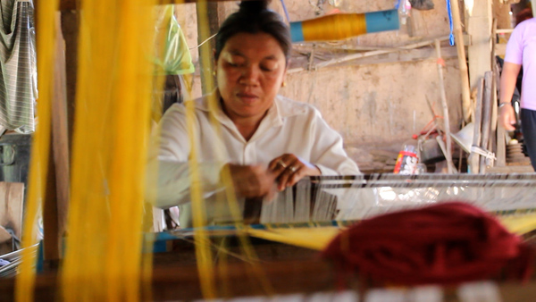 Cambodia's Silk Weaving Industry Unravels As COVID-19 Spreads