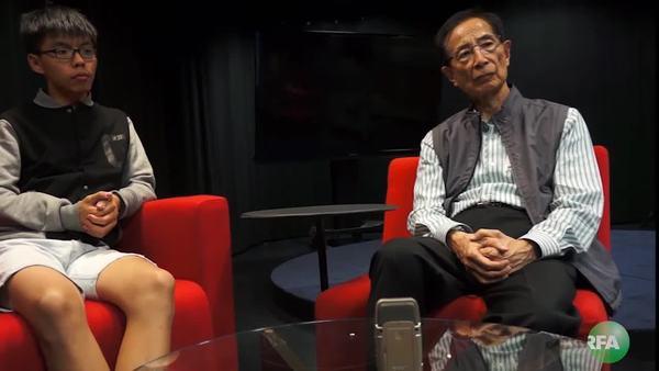 李柱銘希望奧習會談香港問題