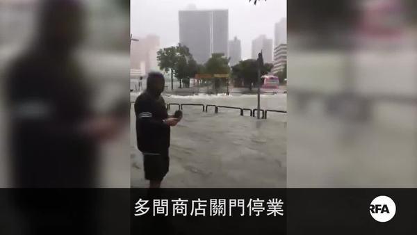 天鴿直撲澳門釀8死200傷    氣象局長引咎辭職