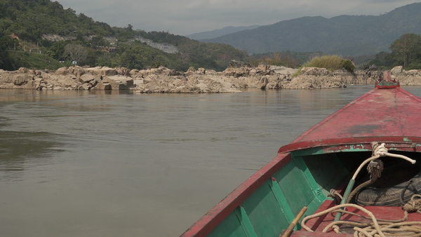 Downstream Neighbors Suffer After China Holds Back Mekong Water