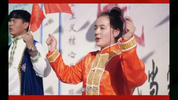 Chinese Propaganda Videos Show Cultural Genocide Against Uyghurs