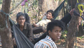 Cambodian Ethnic Minority Villagers Guard Forest