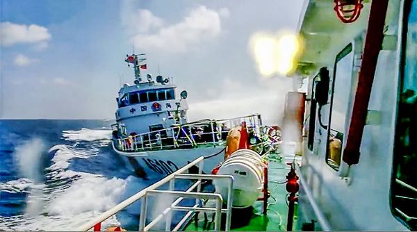 The South China Sea, a Global Flashpoint