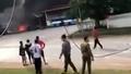 Truck Smuggling Fireworks Explodes at the Vietnam-Laos Border, Killing 3