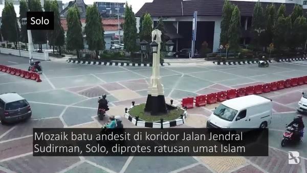 Sentimen Salib di Jawa Tengah Berlanjut