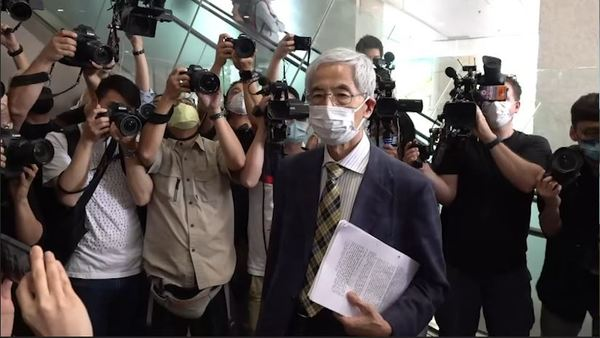 "Hong Kong Court Finds Activist Martin Lee, Six Others, Guilty of ""Illegal Assembly"""