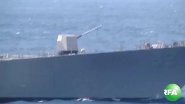 Người Việt nghĩ gì về việc Mỹ đưa tàu chiến vào Biển Đông?
