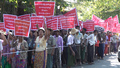Myanmar Farmers Protest to Regain Confiscated Land