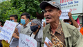 100 Protesters in Phnom Penh Call for Release of Outspoken Union Leader