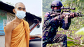 Myanmar Monk Trades Robes for Military Fatigues in Fight Against Junta