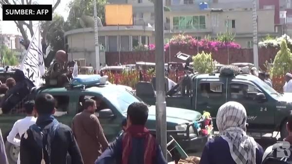 Berkuasanya Taliban, Hancurnya Harapan Pengungsi Afghanistan