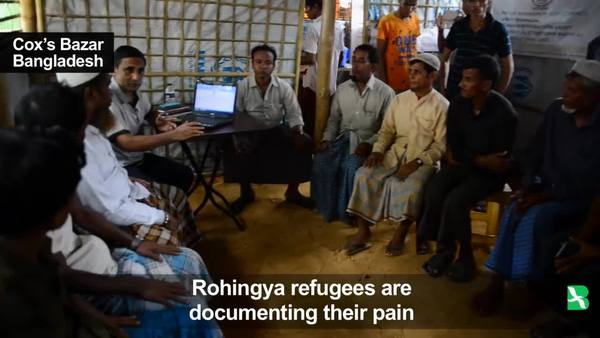 Seeking Justice for the Rohingya