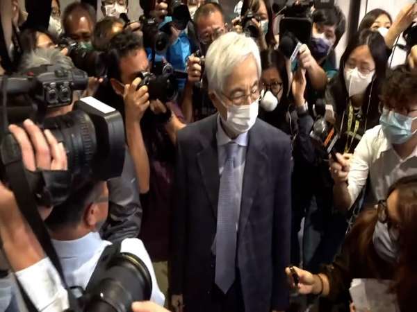 Hong Kong Court Sentences Martin Lee, Other Prominent Democracy Activists