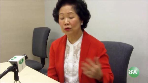 【專訪】 陳方安生: 佔領運動改變香港政治模式