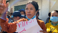 Cambodian Police Harass Protesters Calling for the Release of Jailed Family Members