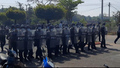 Police Shoot Anti-Coup Protesters with Rubber Bullets in Southern Myanmar