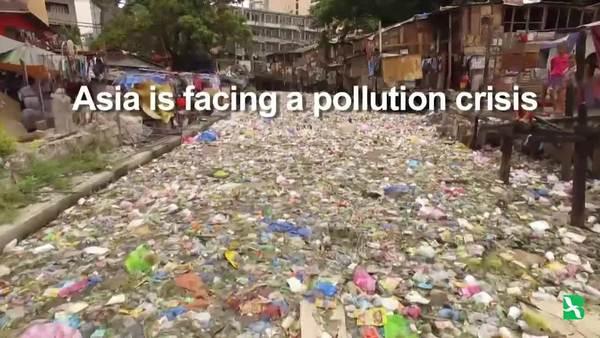 Plastic wasteland: Asia's Ocean Pollution Crisis