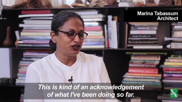 Bangladesh: Woman Architect Wins Award for Mosque Design