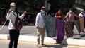 Myanmar Women Hoist Sarongs Like Flags During Anti-Coup Protests on International Women's Day