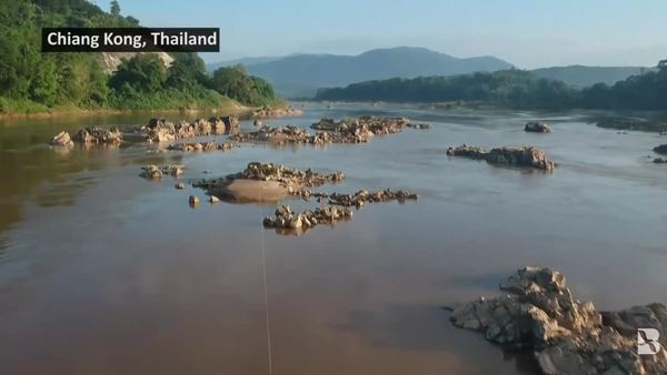 Beijing Eyes a Thai Stretch of Mekong for Outright Domination of River