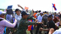 Cambodian Activists Clash with Vietnamese Villagers, Police in Border Dispute