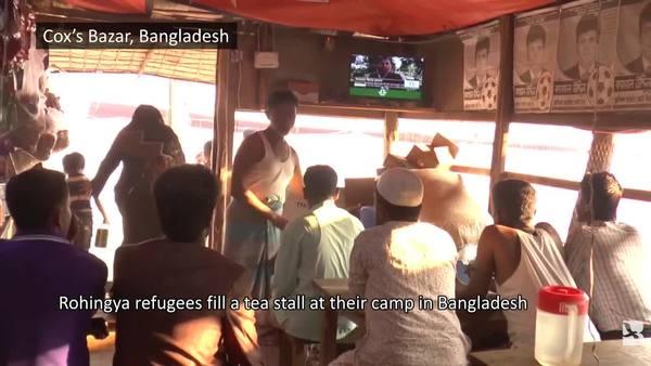 In Bangladesh, Rohingya Tune in to Genocide Case against Myanmar