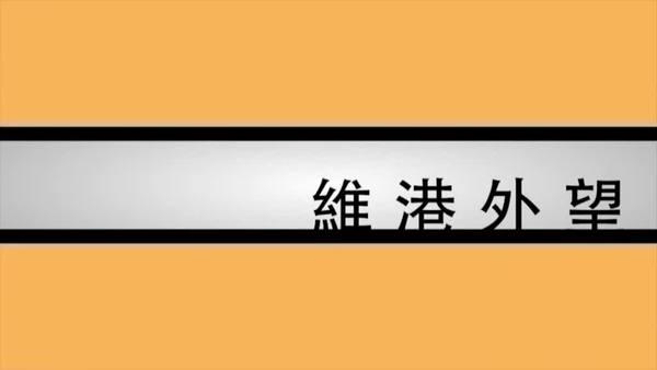 【维港外望】一国两制信用破产 台湾立法质疑港《逃犯条例》