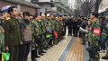 Army Veterans Protest in China's Capital