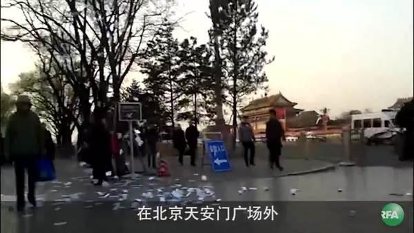 法制日访民促当局守法 释放江天勇等3人