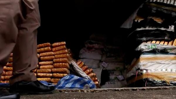 Thai Police Seize Marijuana Smuggled From Laos