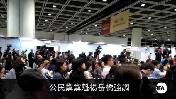 曾俊華、胡國興祝福林鄭當選