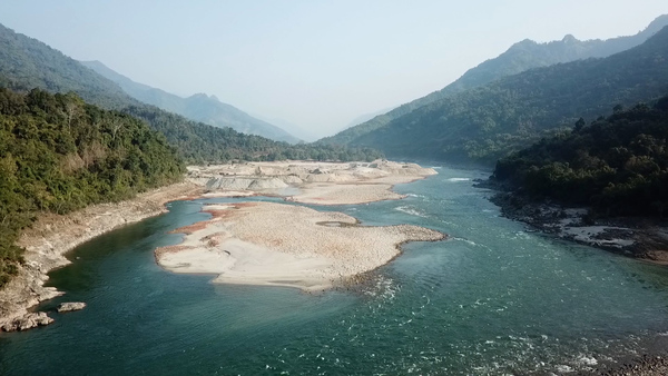 A 'Dead' River Runs Through the Mountains of Northern Myanmar