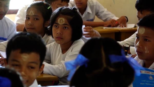 Schools Stay Open in Myanmar Ethnic Regions Amid National Closures for Pandemic
