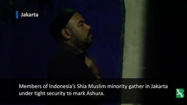 Indonesian Shiites Celebrate Ashura