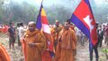 Monks Hold Ceremony to Protect Cambodian Forest